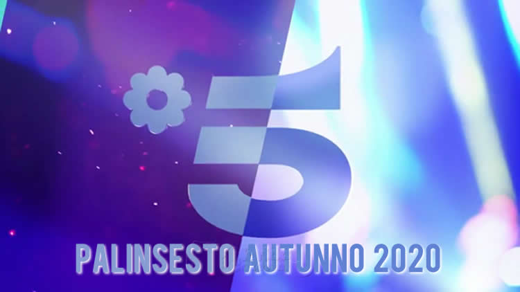 Palinsesto Canale 5 autunno 2020