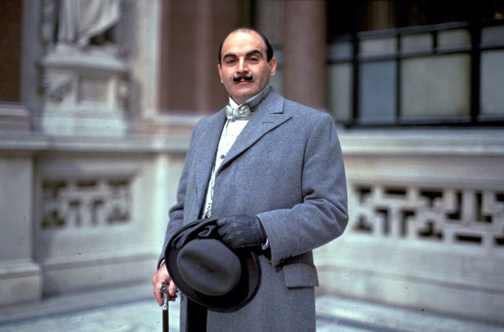 Poirot tragedia in tre atti film Rete 4