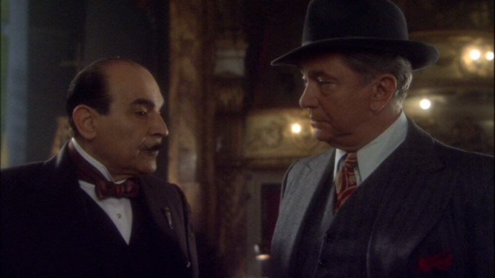 Poirot tragedia in tre atti film attori