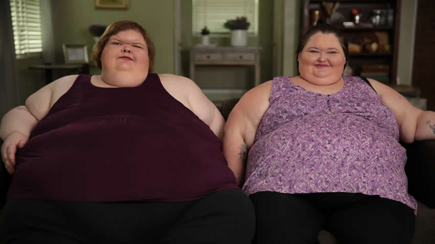 Sorelle al Limite come stanno oggi Amy e Tammy Slaton