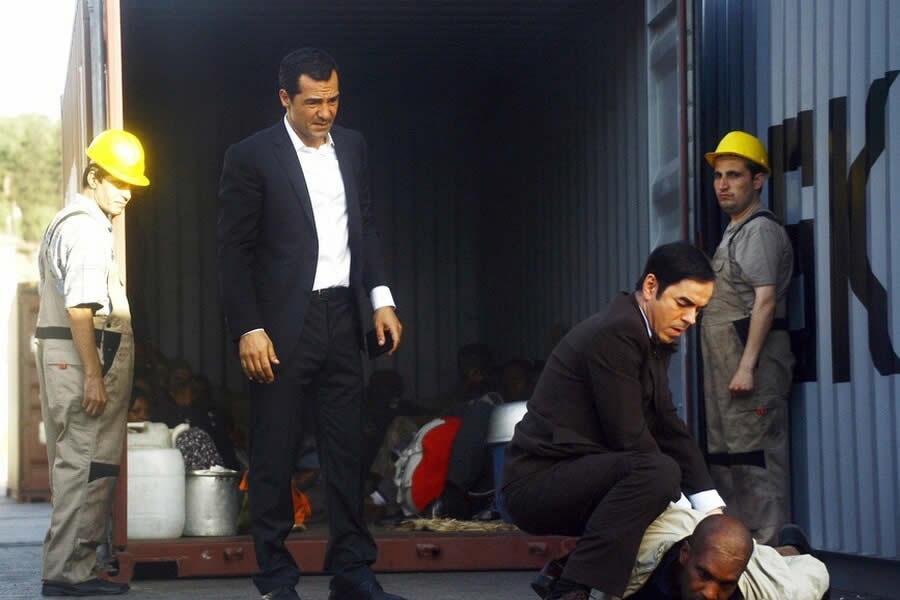 Squadra omicidi Istanbul In transito attori