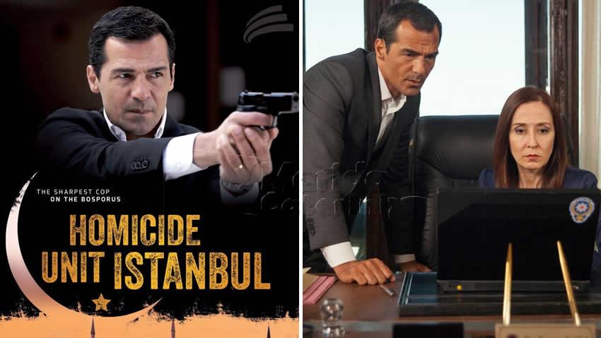 Squadra omicidi Istanbul Operazione Taurus Rai 2