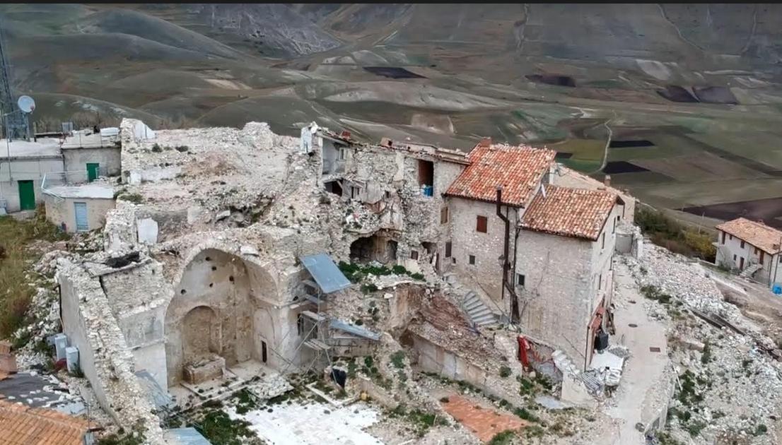 Terremoto 2016 programmazione dedicata