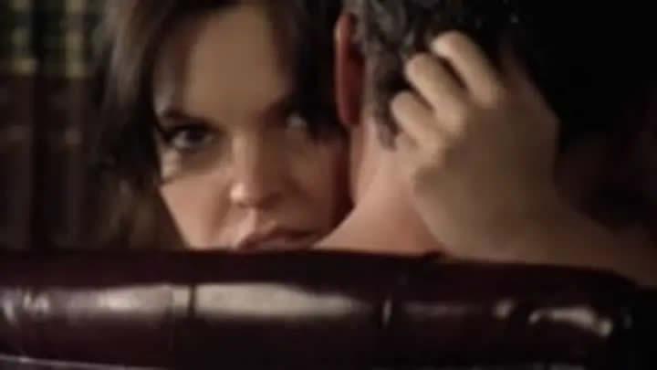 Un bacio fatale film attori