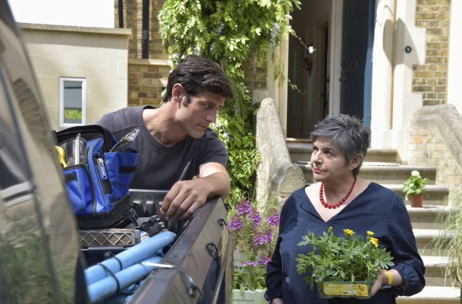 Un'estate a Oxford film Rai 1