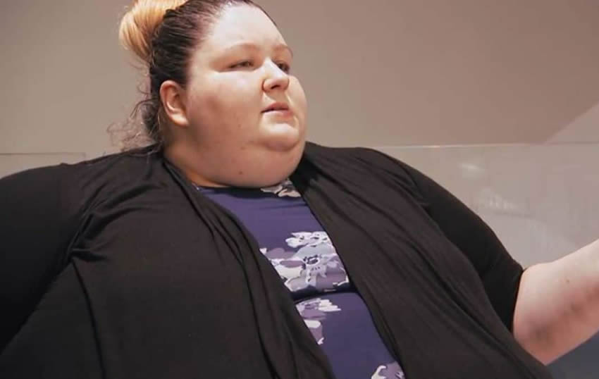 Vite al Limite Maja Radanovic percorso dimagrimento