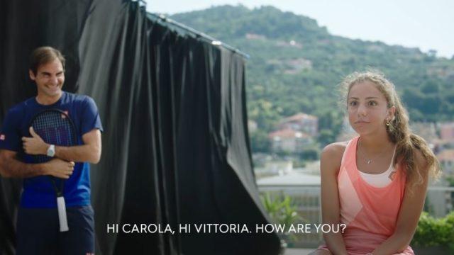 Il video della pubblicità Barilla