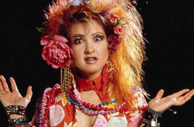 Musica anni 80 in tv Cindy Lauper
