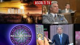 Ascolti TV giovedì 17 settembre 2020
