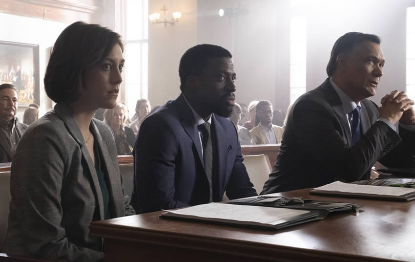 Bluff City Law serie tv attori