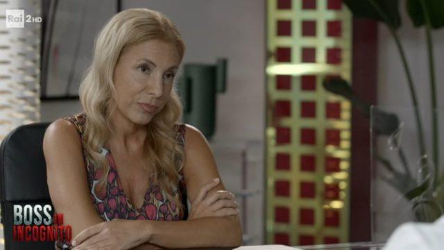 La Boss in incognito Francesca Ossani di Crik Crok si svela ai dipendenti