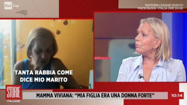 Catherine Spaak critica Eleonora Daniele e Storie Italiane