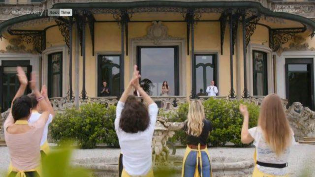Bake Off Italia 8 diretta 4 settembre - La prova creativa