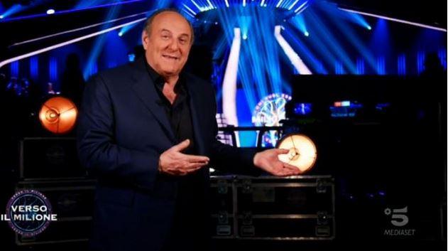 Chi vuol essere milionario diretta 10 settembre - Torna Gerry Scotti su Canale 5