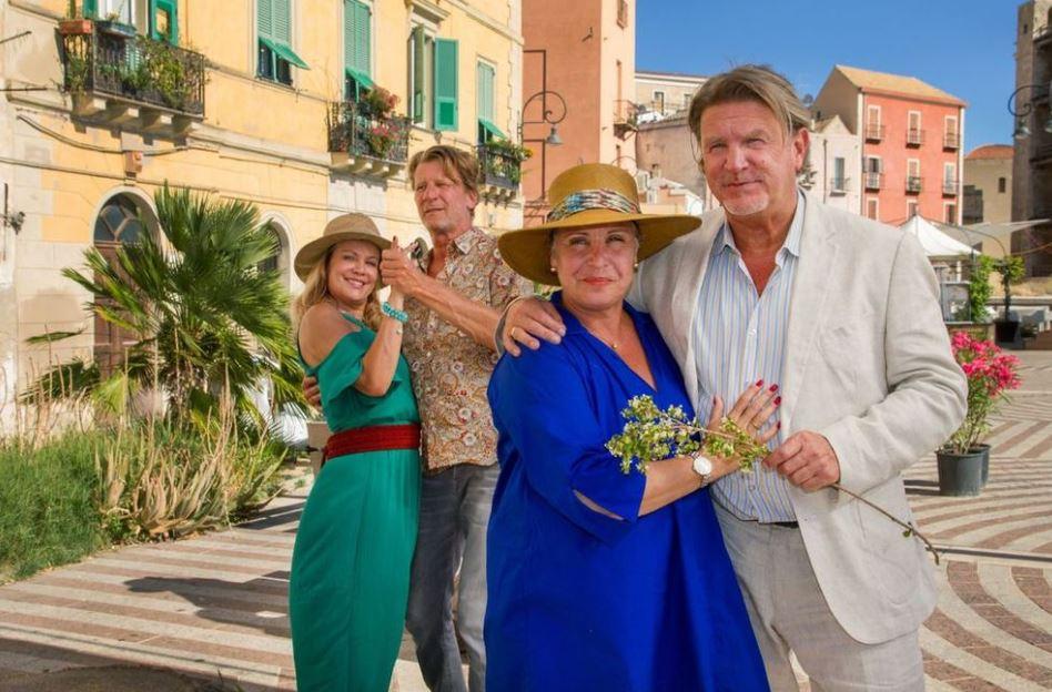 Crociere di Nozze Sardegna attori