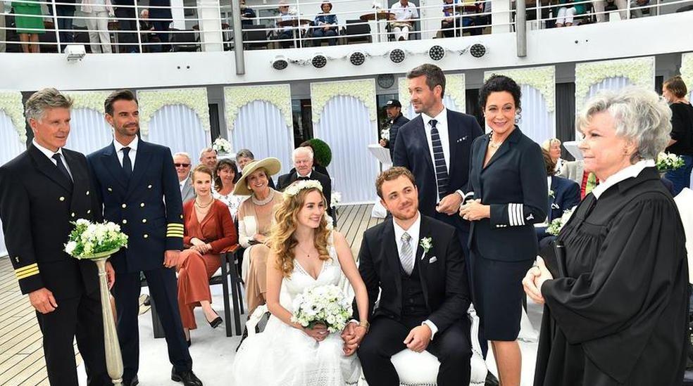 Crociere di nozze Normandia film finale