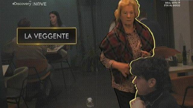 Deal with it scherzi odierni veggente