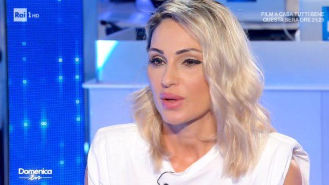 Domenica In diretta 13 settembre ospite Anna Tatangelo