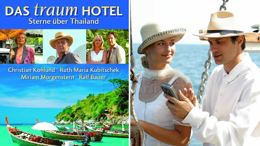 Dream Hotel Thailandia film Rai 2