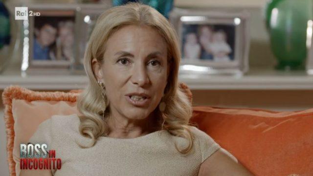 Boss in incognito diretta 8 settembre - Francesca Ossani