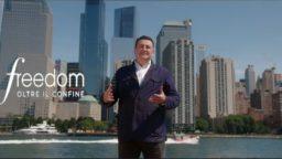 Freedom - Oltre il confine diretta 11 settembre, Giacobbo, prima puntata