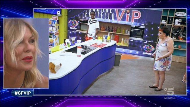 GF Vip 5 diretta 18 settembre contessa
