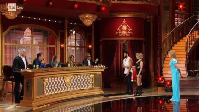 Gilles Rocca e Lucrezia Lando al voto di giuria