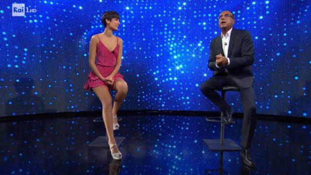 Tale e Quale Show 18 settembre, diretta - Giulia Sol imita Giorgia