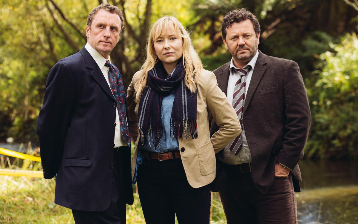 I Misteri di Brokenwood 6 serie tv su Giallo
