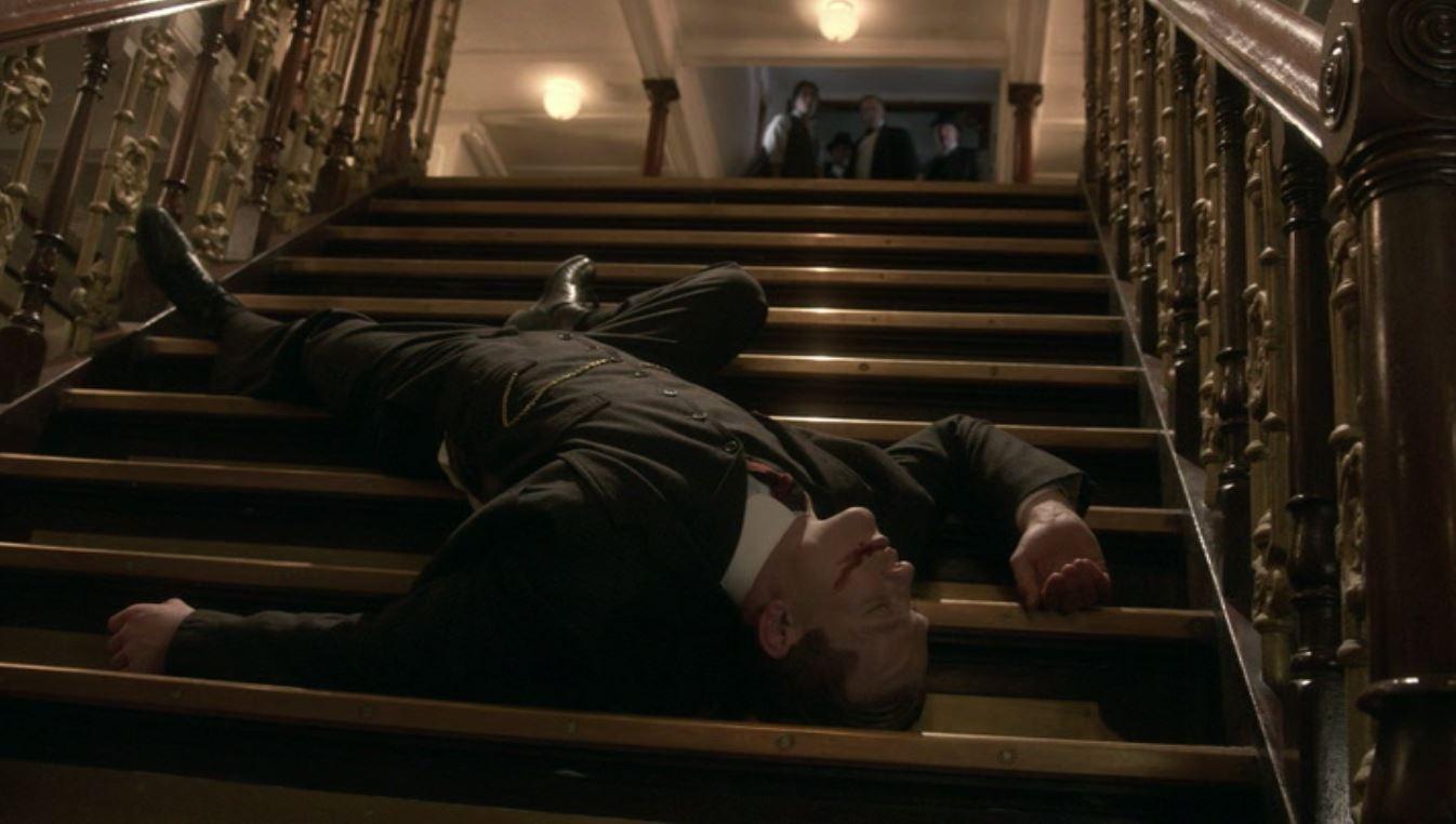 I Misteri di Murdoch settima stagione finale