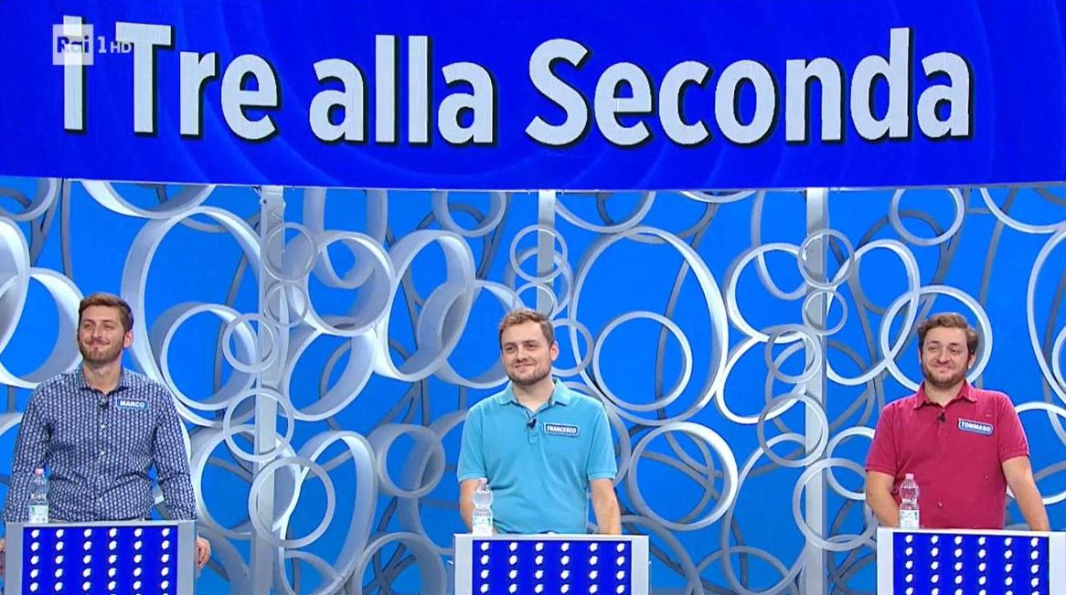I Tre alla Seconda intervista Tommaso Marco Franceco