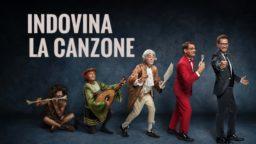 Indovina la canzone 15 settembre diretta Tv8, Name that tune, Enrico Papi