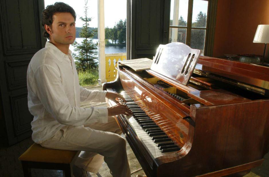 Inga Lindstrom Sonata romantica finale