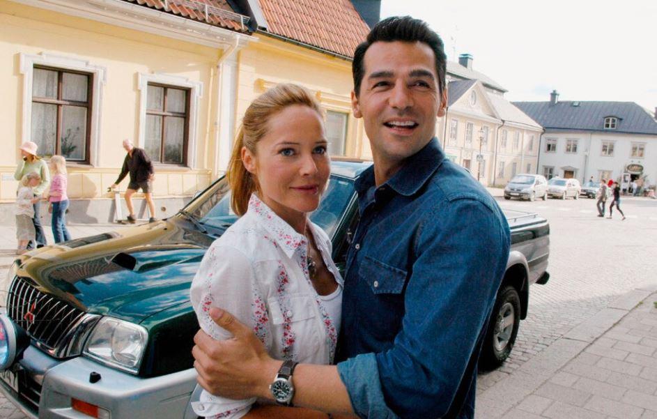 Inga Lindstrom Un'accusa infamante attori