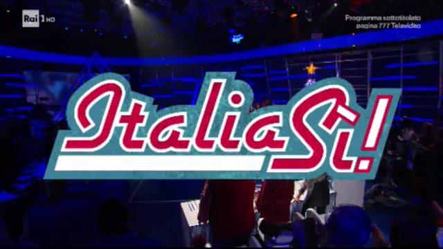 ItaliaSi nuovo podio logo