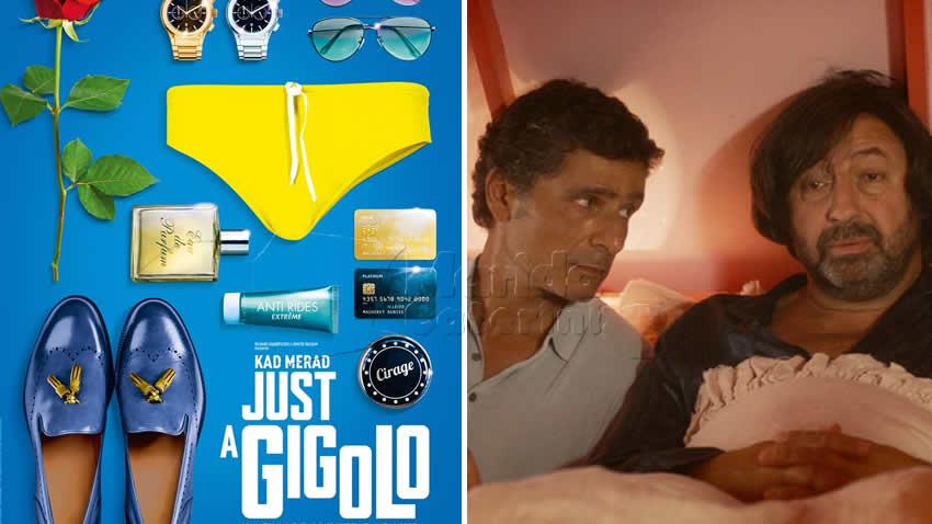 Just a gigolo film Cielo