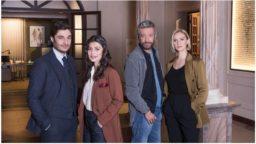 L'Allieva 3 episodi Arabesque, Un po' di follia a primavera