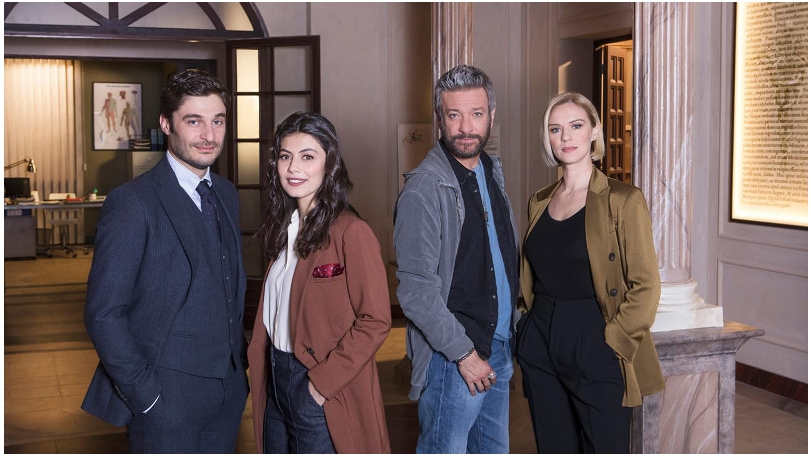 L'Allieva 3 episodi Arabesque, Un po' di follia a primavera