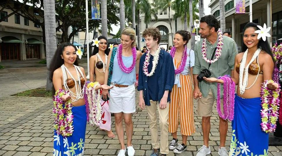 La Nave dei Sogni Hawaii finale