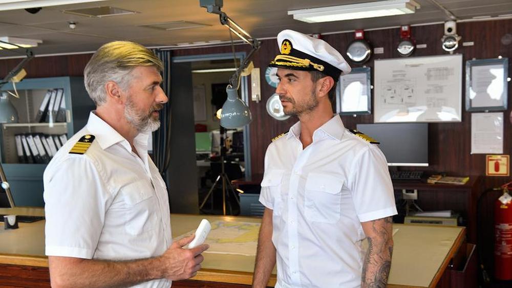 La nave dei sogni Antigua film attori