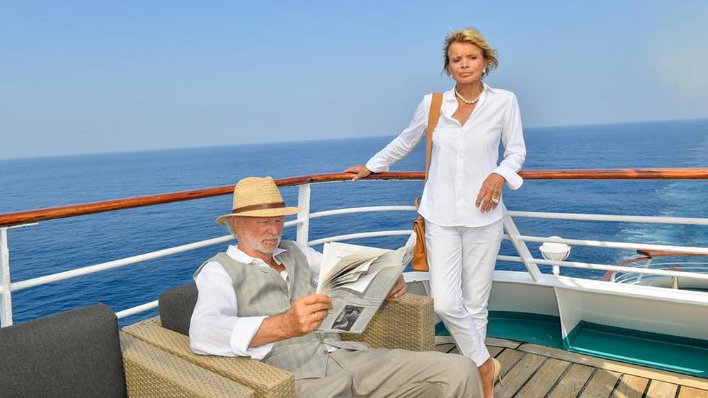 La nave dei sogni Antigua film dove è girato