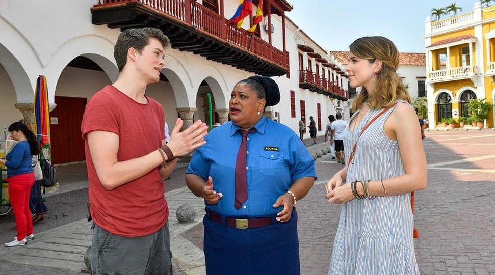 La nave dei sogni Colombia film finale
