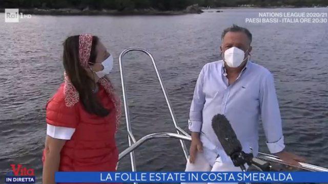 Il Covid in Costa Smeralda