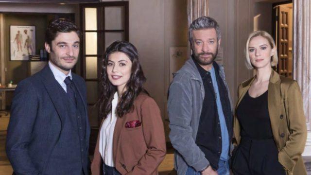 L'allieva 3 personaggi Sergio Assisi