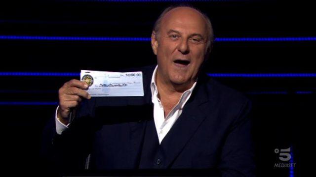 Chi vuol essere milionario 17 settembre, diretta, dodicesima domanda concorrente Antonella Alemanni