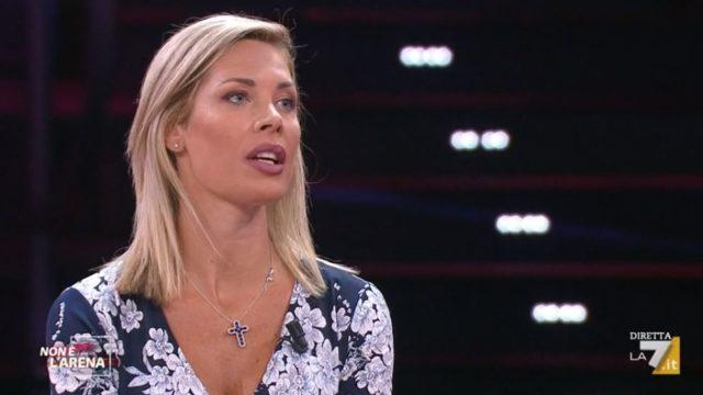 Non è lArena diretta 27 settembre - Laura D'Amore