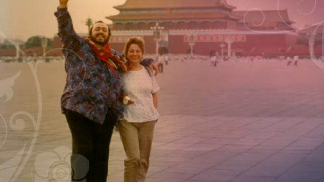 Le Ragazze Rai 3 Adua Veroni prima moglie di Pavarotti
