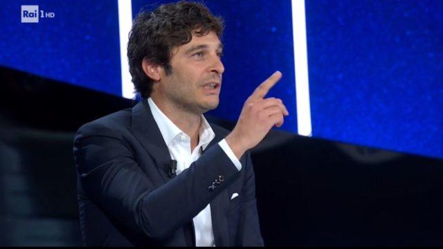Tale e Quale Show diretta 25 settembre - Lino Guanciale