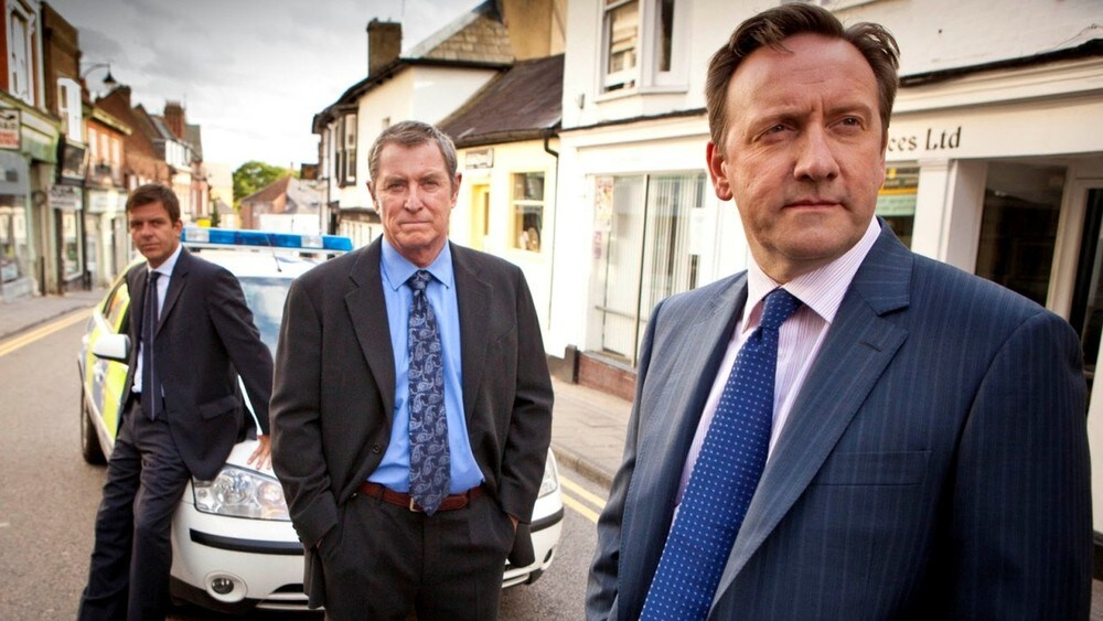 L'ispettore Barnaby Crimini scolpiti film finale