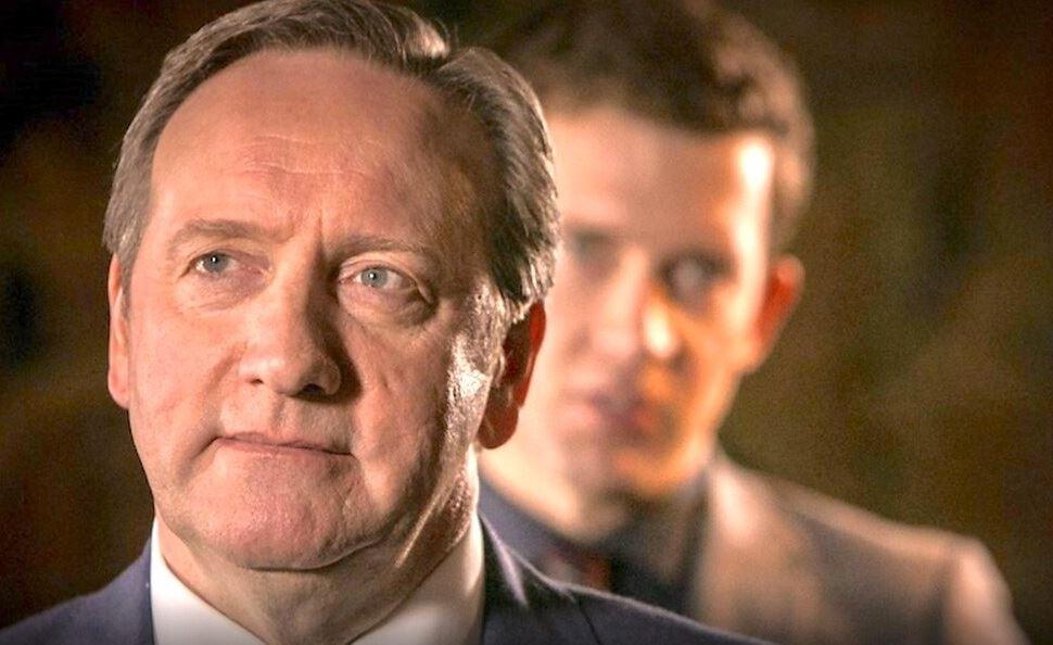 L'ispettore Barnaby Il fantasma dell'abbazia di Causton film finale